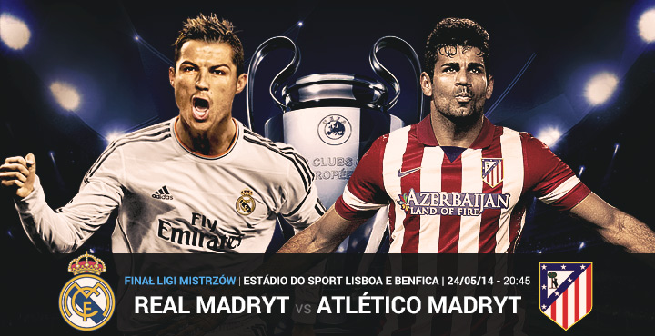 Atletico Madryt vs Real Madryt