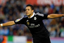 Chicharito Real Madryt